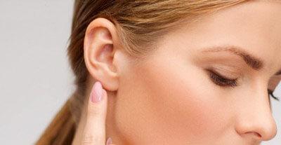 تجمیل الأذن