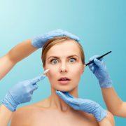 ترس از جراحی زیبایی