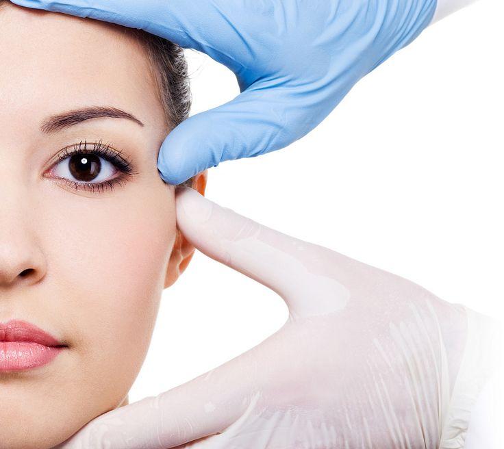 جراحی زیبائی پلک